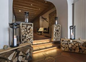 Hotel des Alpes, Szállodák  Flims - big - 98