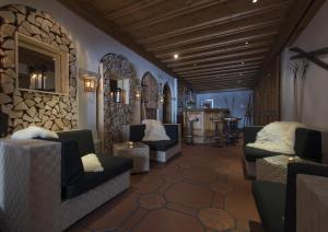 Hotel des Alpes, Szállodák  Flims - big - 52