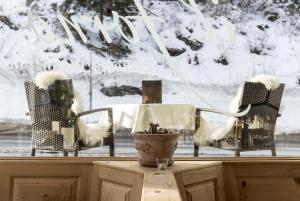 Hotel des Alpes, Szállodák  Flims - big - 105
