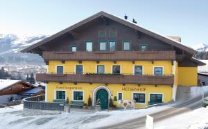 Familienhotel Heisenhof - Hotel - Westendorf