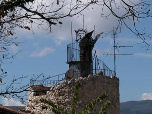 Umbria Volo Country Resort, Holiday homes  Montecastrilli - big - 14