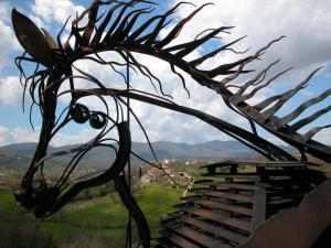 Umbria Volo Country Resort, Holiday homes  Montecastrilli - big - 66