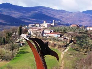 Umbria Volo Country Resort, Holiday homes  Montecastrilli - big - 68