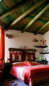 Umbria Volo Country Resort, Holiday homes  Montecastrilli - big - 22