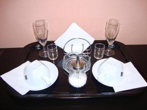 Fab Mini Hotel, Hotels  Moskau - big - 90