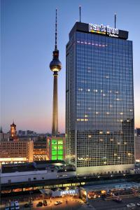 Hotel «Park Inn by Radisson Berlin Alexanderplatz», Berlin