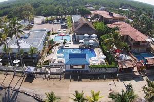 Hotel La Fragata, Hotels  Coveñas - big - 57