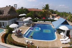 Hotel La Fragata, Hotels  Coveñas - big - 53