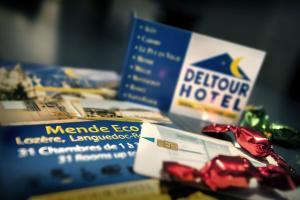 Deltour Hôtel Mende Eco, Hotely  Mende - big - 19