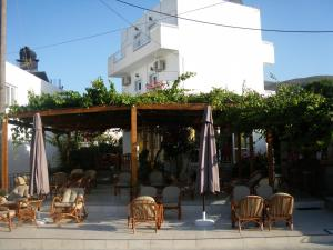 Alexandra Rooms, Penziony  Malia - big - 26
