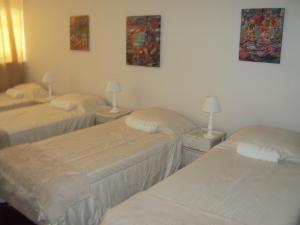 Apartamento Republica do Peru, Appartamenti  Rio de Janeiro - big - 5