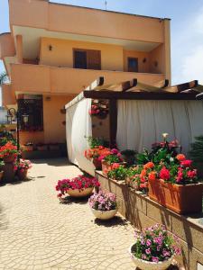 B&B Zahir, Bed & Breakfasts  Castro di Lecce - big - 44