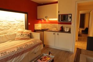 Gîte de Bonneville, Apartments  Nantes - big - 4