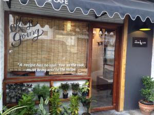 The Goose Cafe And Hostel Ubon