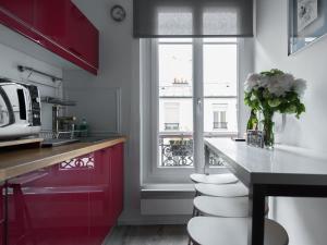 Cozy & design bastille/Marais flat