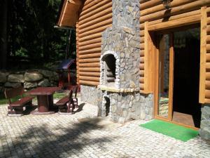 Domek Letniskowy Leśna Chata