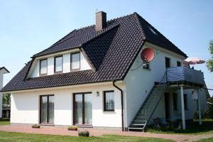 Ferienwohnung am Dorfrand, Appartamenti  Wieck - big - 1
