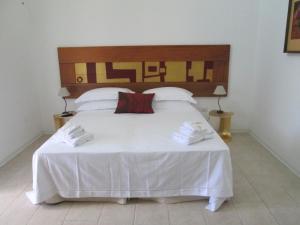 Masseria Palane, Bed and breakfasts  Patù - big - 95