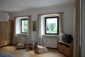 Alter Pfarrhof, Апартаменты  Breitenberg - big - 11