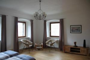 Alter Pfarrhof, Апартаменты  Breitenberg - big - 10