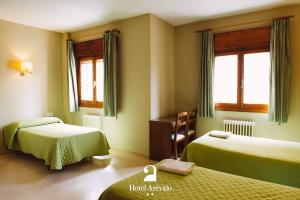 Hotel Arevalo
