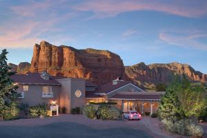Canyon Villa Bed & Breakfast Inn of Sedona - Accommodation