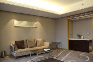 Chongqing C Plaza Hotel, Отели  Чунцин - big - 30