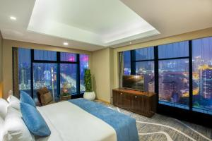 Chongqing C Plaza Hotel, Отели  Чунцин - big - 2