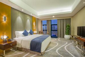 Chongqing C Plaza Hotel, Отели  Чунцин - big - 33