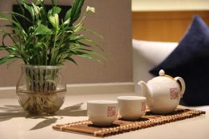 Chongqing C Plaza Hotel, Отели  Чунцин - big - 19