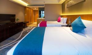 Chongqing C Plaza Hotel, Hotely  Chongqing - big - 32