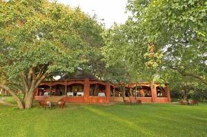 奇维罗保护区山林小屋