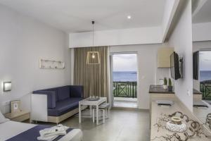 Sea View Aparthotel, Apartmanhotelek  Káto Daráco - big - 24