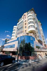 哈巴罗夫斯克市精品酒店 (Boutique Hotel Khabarovsk City)