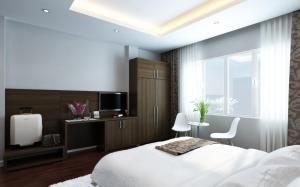Eco Luxury Hotel Hanoi, Hotels  Hanoi - big - 29