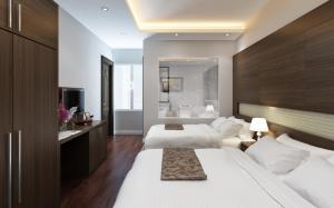 Eco Luxury Hotel Hanoi, Hotels  Hanoi - big - 6