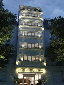 Eco Luxury Hotel Hanoi, Hotels  Hanoi - big - 31