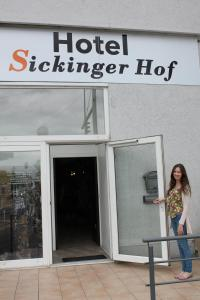 Hotel Sickinger Hof