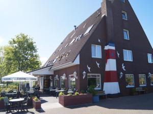 Hotel Restaurant Wattenschipper, Hotely  Nordholz - big - 56