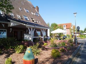 Hotel Restaurant Wattenschipper, Hotely  Nordholz - big - 59