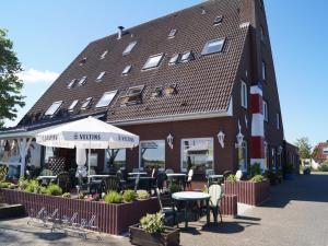 Hotel Restaurant Wattenschipper, Hotely  Nordholz - big - 58