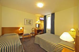 Le Terminus des Pèlerins, Hotels  Rocamadour - big - 39