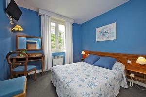 Le Terminus des Pèlerins, Hotels  Rocamadour - big - 37