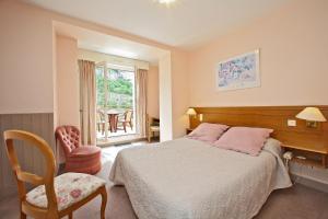 Le Terminus des Pèlerins, Hotels  Rocamadour - big - 36