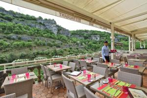 Le Terminus des Pèlerins, Hotels  Rocamadour - big - 34