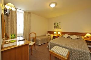 Le Terminus des Pèlerins, Hotels  Rocamadour - big - 35