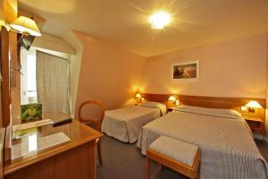 Le Terminus des Pèlerins, Hotels  Rocamadour - big - 32