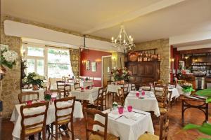 Le Terminus des Pèlerins, Hotels  Rocamadour - big - 26
