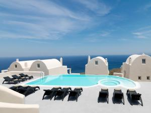 Dome Santorini Resort & Villas (Имеровигли)