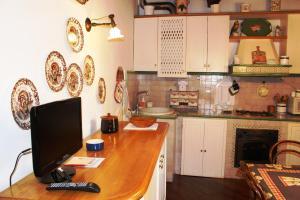 Apartamento Santo Spirito, Apartmány  Florencie - big - 7